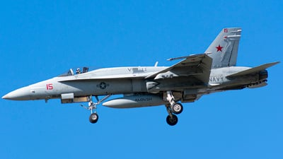 162866 - McDonnell Douglas F/A-18A+ Hornet - United States - US Navy (USN)