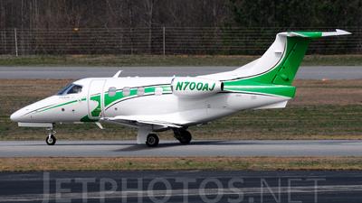 N700AJ - Embraer 500 Phenom 100 - Private