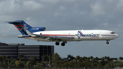 N495AJ - Boeing 727-233(Adv)(F) - Amerijet International