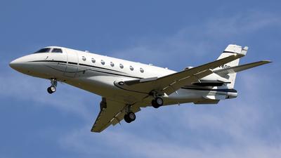 N408H - Gulfstream G200 - Private