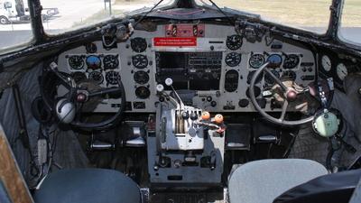 N346AB - Douglas C-47B Skytrain - Private