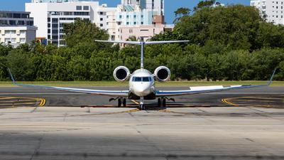 N656FX - Gulfstream G650 - Flexjet