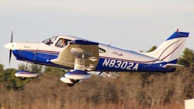 A picture of N8302A - Piper PA28161 - [288116092] - © Sam DeBartolo