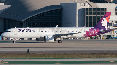 N208HA - Airbus A321-271N - Hawaiian Airlines