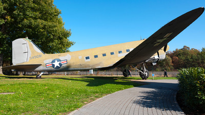 43-49081 - Douglas C-47B Skytrain - United States - US Air Force (USAF)