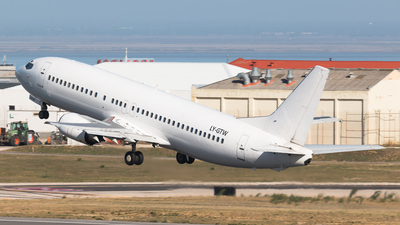 LY-GTW - Boeing 737-4S3 - GetJet Airlines