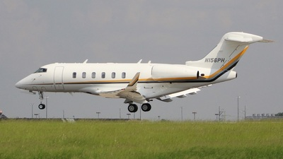 N156PH - Bombardier BD-100-1A10 Challenger 350 - Private