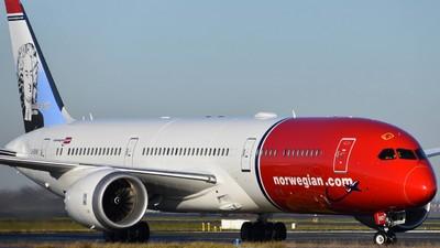G-CKNY - Boeing 787-9 Dreamliner - Norwegian