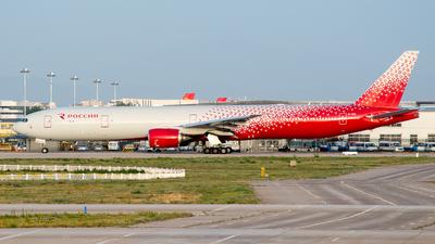 EI-UNN - Boeing 777-312 - Rossiya Airlines