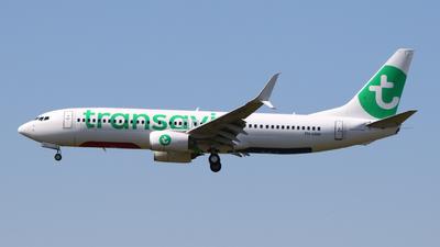 PH-HSM - Boeing 737-8K2 - Transavia Airlines