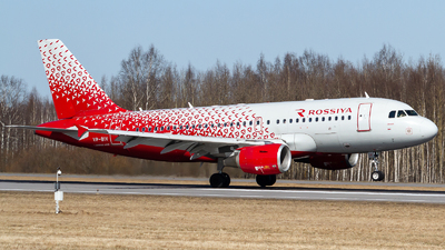 A picture of VPBIV - Airbus A319115 - Rossiya - © Andrei Kurach