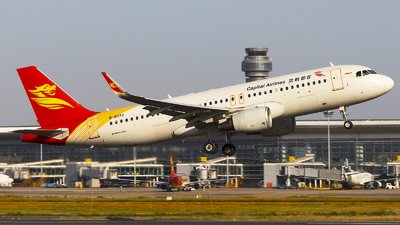 B-8072 - Airbus A320-214 - Capital Airlines