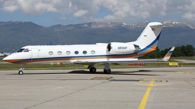 N910AF - Gulfstream G-IV - Private