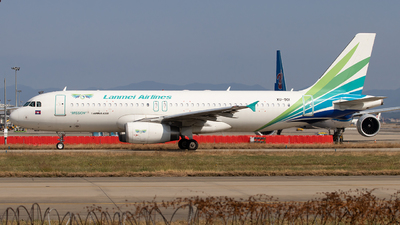 XU-901 - Airbus A320-232 - Lanmei Airlines