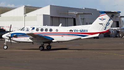 VH-MWV - Beechcraft B200 Super King Air - Royal Flying Doctor Service of Australia (SE Section)