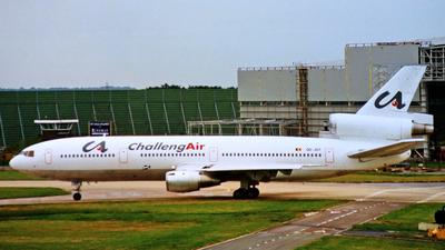 OO-JOT - McDonnell Douglas DC-10-30 - ChallengAir