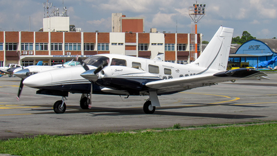 PP-SSM - Piper PA-34-220T Seneca V - Private