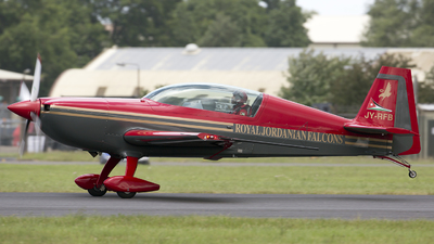 JY-RFB - Extra 300 - Royal Jordanian Falcons