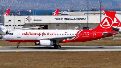 TC-AGO - Airbus A320-232 - AtlasGlobal