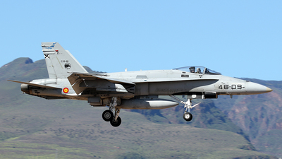 C.15-85 - McDonnell Douglas F/A-18A Hornet - Spain - Air Force