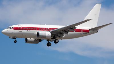 N273RH - Boeing 737-66N - EG&G