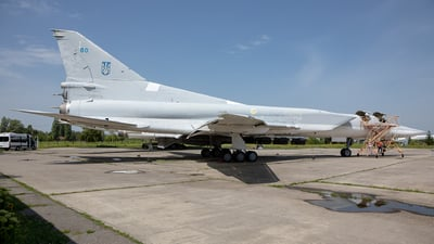 80 - Tupolev Tu-22M3 Backfire - Ukraine - Air Force