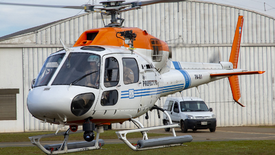 PA-81 - Eurocopter AS 355NP Ecureuil 2 - Argentina - Prefectura