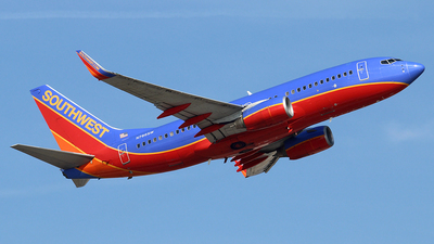 N786SW - Boeing 737-7H4 - Southwest Airlines