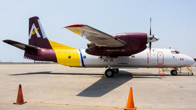A picture of OB2098P - Antonov An32 -  - © Aldo Martinelli