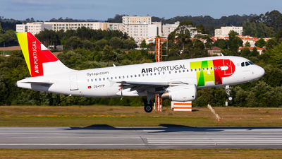 A picture of CSTTP - Airbus A319111 - TAP Air Portugal - © Carlos Miguel Seabra