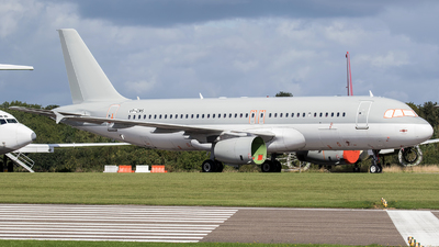 VP-CMS - Airbus A320-232 - Untitled