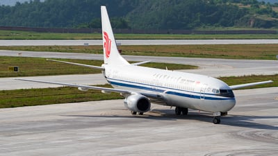 B-5167 - Boeing 737-808 - Air China