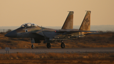 238 - Boeing F-15I Ra'am - Israel - Air Force