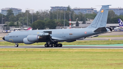 470 - Boeing C-135FR Stratotanker - France - Air Force