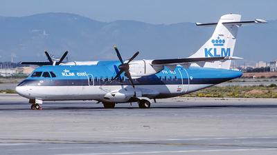 PH-XLI - ATR 42-320 - KLM Exel