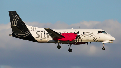 N412XJ - Saab 340B+ - Silver Airways