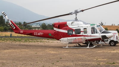 CC-ATY - Bell 212 - CONAF CHILE