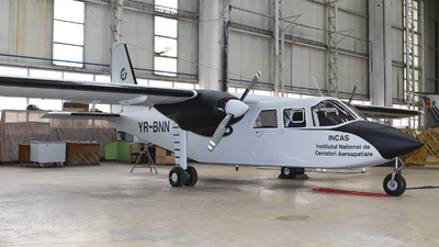 YR-BNN - Britten-Norman BN-2A-27 Islander - INCAS - National Institute for Aerospace Research