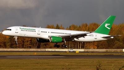 EZ-A011 - Boeing 757-22K - Turkmenistan Airlines