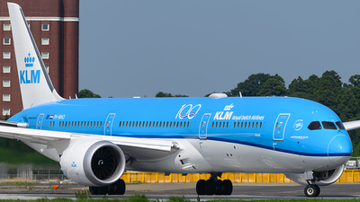 PH-BHO - Boeing 787-9 Dreamliner - KLM Royal Dutch Airlines
