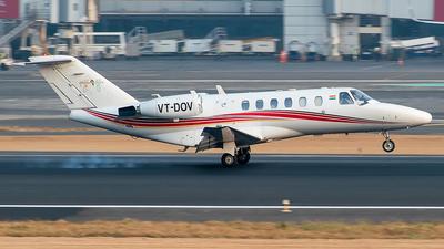 A picture of VTDOV - Cessna 525A CitationJet CJ2 - [525A0222] - © Sanskar nawani