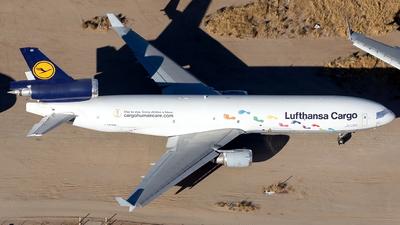 N649FE - McDonnell Douglas MD-11(F) - Lufthansa Cargo