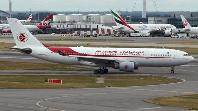 7T-VJZ - Airbus A330-202 - Air Algérie