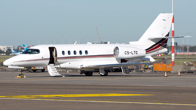 CS-LTC - Cessna Citation Latitude - NetJets Europe