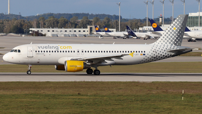 A picture of ECJSY - Airbus A320214 - Vueling - © ms spot