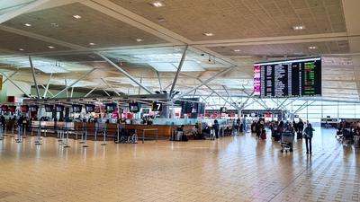 YBBN - Airport - Terminal