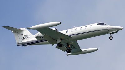 HS-EMS - Gates Learjet 35A - Private