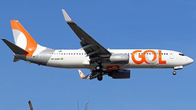 PR-GGN - Boeing 737-8EH - GOL Linhas Aéreas