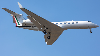 3910 - Gulfstream G-IV(SP) - Mexico - Air Force