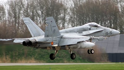 C.15-28 - McDonnell Douglas EF-18M Hornet - Spain - Air Force